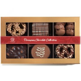 Classic Chocolate Collection Gift Box