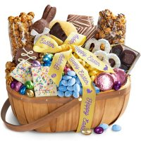 Deals on Easter Chocolate Bliss Gift Basket