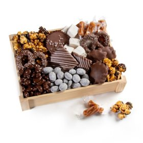 Happy Mother's Day Chocolate Lovers Gift Crate
