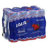 LALA Yogurt Smoothie, Wild Strawberry (7 fl. oz. bottle, 12 pk.)