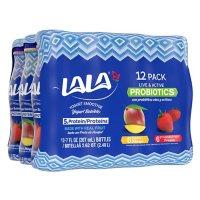 LALA Yogurt Smoothie With Probiotics, Variety Pack (7 fl. oz., 12 pk.)