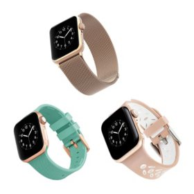 WITHit Bands for 38mm or 40mm Apple Watch, Exclusive 3 Pack