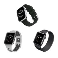 WITHit Bands for 42mm or 44mm Apple Watch, Exclusive 3 Pack