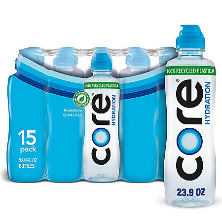 CORE Hydration Nutrient Enhanced Water (23.9 fl. oz., 15 pk.)