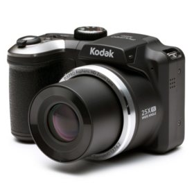 KODAK PIXPRO Astro Zoom AZ251 16MP Digital Camera with 25x