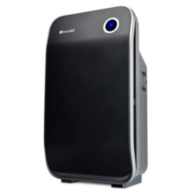 O2+ Halo True HEPA Air Purifier (Black)