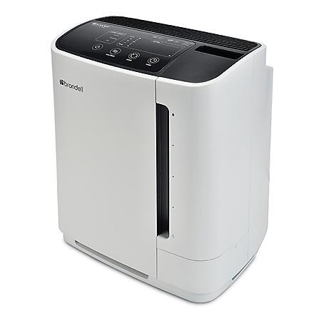 Brondell O2+ Revive TrueHEPA Air Purifier + Humidifier
