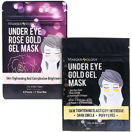 Masqueology Under Eye Gel Mask Set (12 ct.)