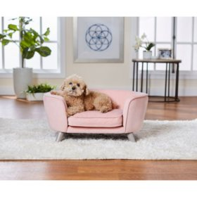 Enchanted Home Pet Romy Pet Sofa, For Pets Up To 10 lbs. (Choose Your Color)