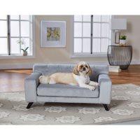 Enchanted Home Pet Mason Pet Sofa, For Pets Up To 30 lbs.