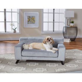 Enchanted Home Pet Mason Pet Sofa, For Pets Up To 30 lbs.