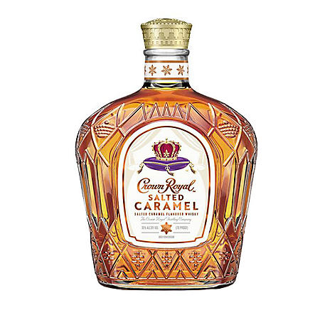 Crown Royal Salted Caramel Flavored Whisky (750 ml)