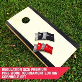 Terrific Tournament Edition 4 X 2 Official Size Premium Pine Wood Theyellowbook Wood Chair Design Ideas Theyellowbookinfo