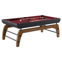 """Hall of Games 84"""" Billiard Table with Bonus Table Cover"""