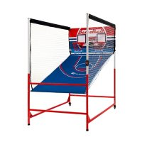 MD Sports 2-Player Cage Style Basketball Game