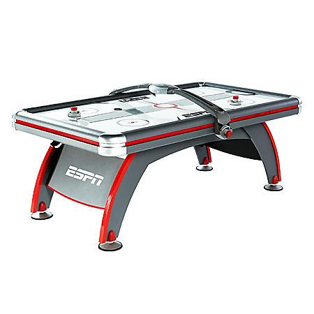 """ESPN 84"""" Air Powered Hockey Table"""
