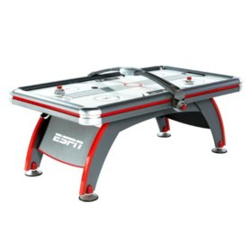 "ESPN 84"" Air Powered Hockey Table"