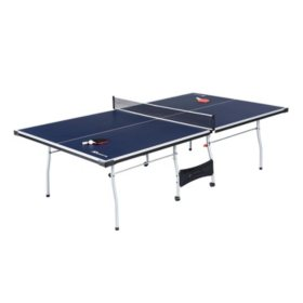 4-Piece Table Tennis Table