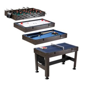 "MD Sports 54"" 4-in-1 Combo Game Table"
