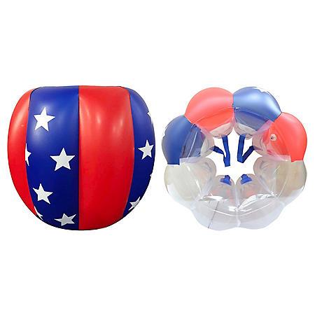 Inflatable Bump N' Run