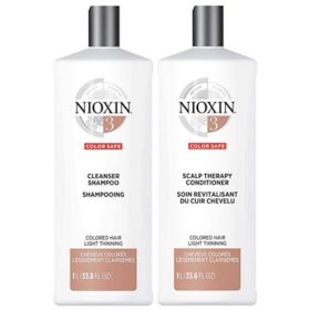 Nioxin System 3 Cleanser and Therapy Duo (33.8 fl., oz.)
