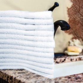 Hotel Hand Towel, White (120 ct.)
