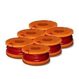 Worx 10' Single Feed Trimmer Line Spools (6 pc.)
