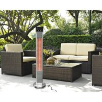 Deals on Westinghouse 1500W Freestanding Electric Patio Heater