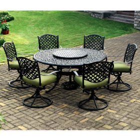 Vineyard Outdoor Dining Set  Pc Sams Club