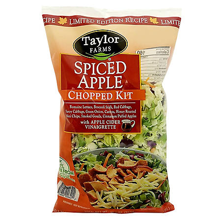 Spiced Apple Chopped Salad Kit