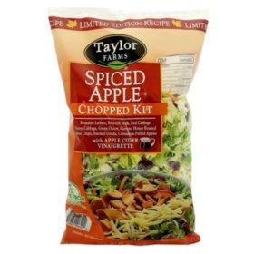 Spiced Apple Chopped Salad Kit