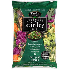 Taylor Farms Teriyaki Stir-Fry Kit