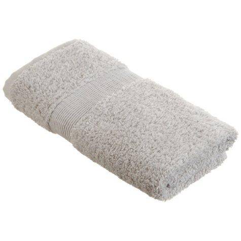 100% Cotton Hand Towel - Grey