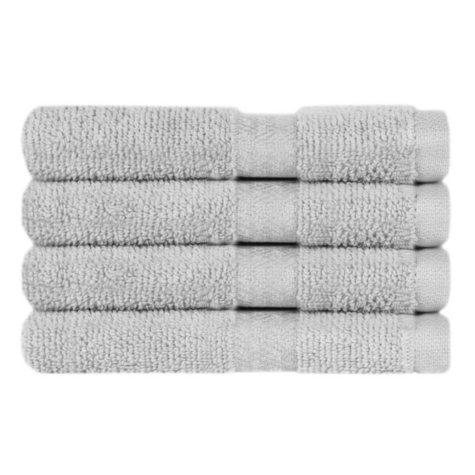 100% Cotton Washcloth - 2 pk. - Grey