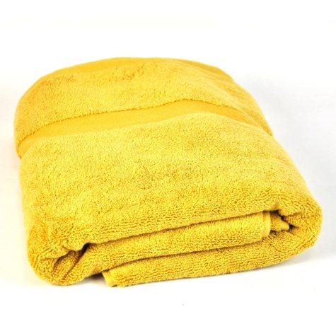 100% Cotton Bath Towel - Camel