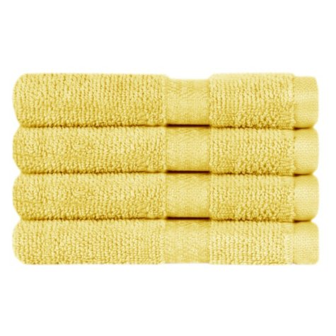 100% Cotton Washcloth - 2 pk. - Camel