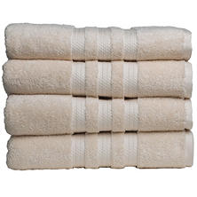 "Hotel Luxury Reserve Collection 100% Cotton Luxury Bath Towel 30"" x 58"""