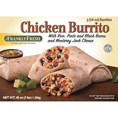Frankly Fresh Chicken Burrito (16 oz., 3 pk.)