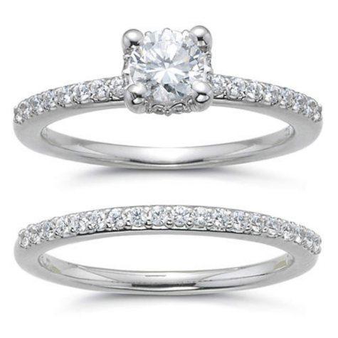 1 ct. t.w. Diamond Engagement Ring Set (H-I, SI2)