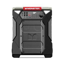 Monster Rockin' Roller 270 Bluetooth Speaker