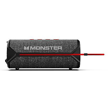 Monster Spark Portable Water-Resistant Bluetooth Speaker