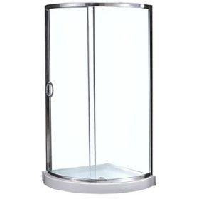 """OVE Decors Breeze 31"""" Shower Door Kit"""