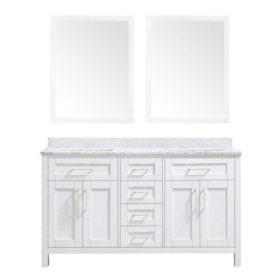 Vanities Bathroom Furniture Sams Club