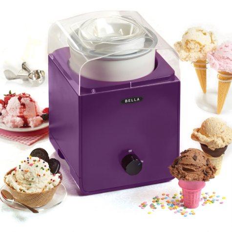 Bella 1.5 QT Ice Cream Maker