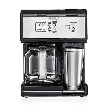 Crux Multi Brew Coffee Maker