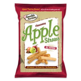 Apple Straws, 15 Oz.  Bag