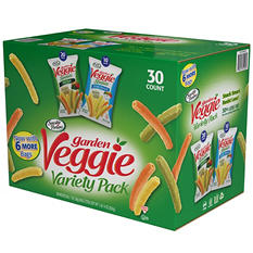 Sensible Portions Veggie Snacks Variety (30 ct.)