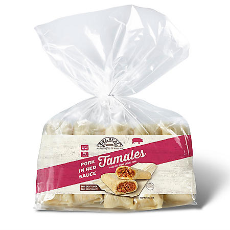 Del Real Foods Pork Tamales (10 ct.)