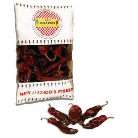 Chile Pods - 2 lbs.