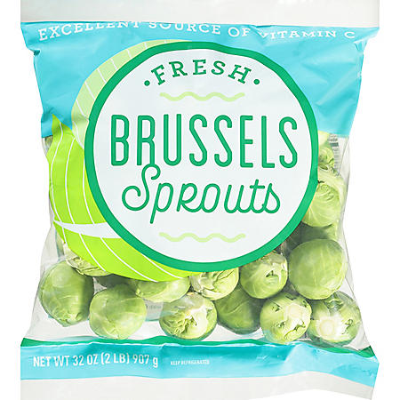 Brussels Sprouts (2 lbs.)